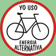 Yo uso energía alternativa